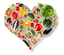 veggie-heart